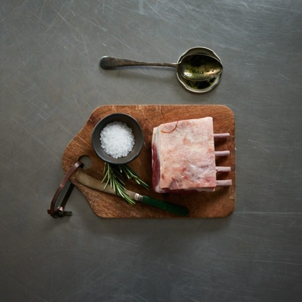 Lamb Rack - 3-4 ribs