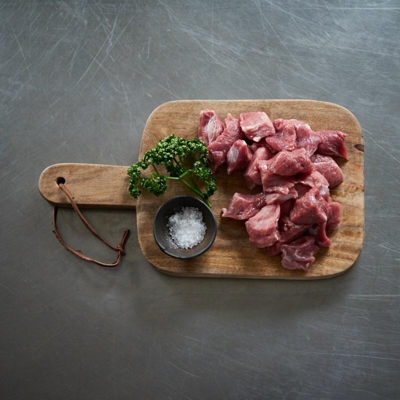 Pork Shoulder Diced