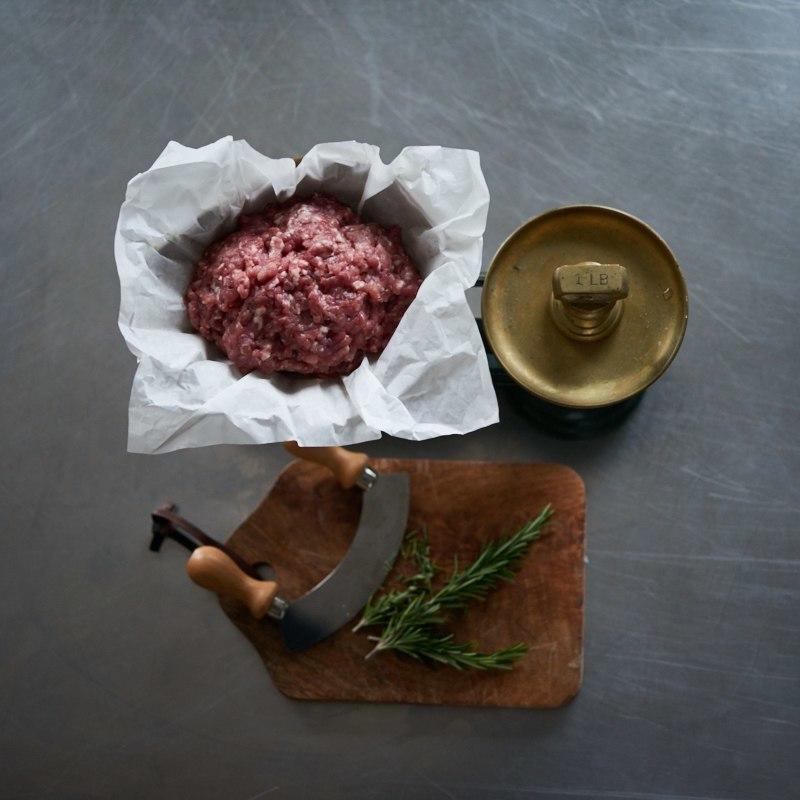 Pork Shoulder Minced