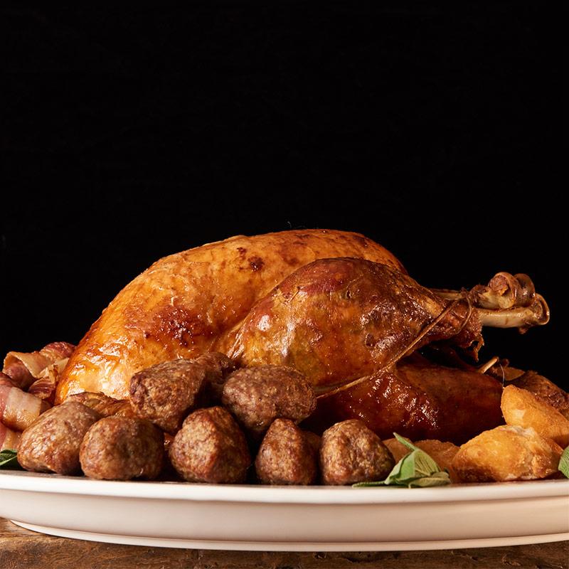 Whole Free-Range Turkey