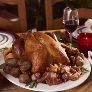 Christmas Turkey Hamper from Scott Brothers