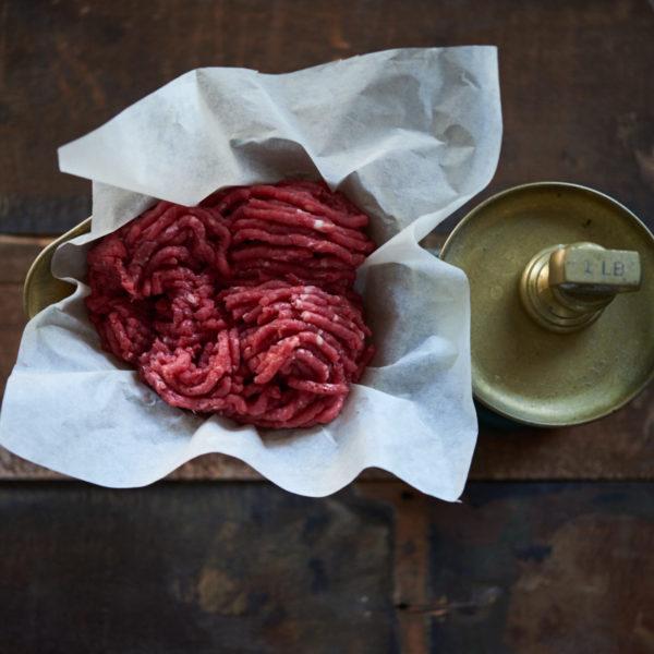 Extra lean steak mince