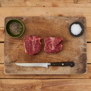 Featherblade Steaks