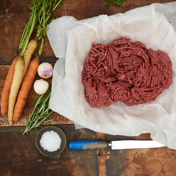 Venison Minced Shoulder