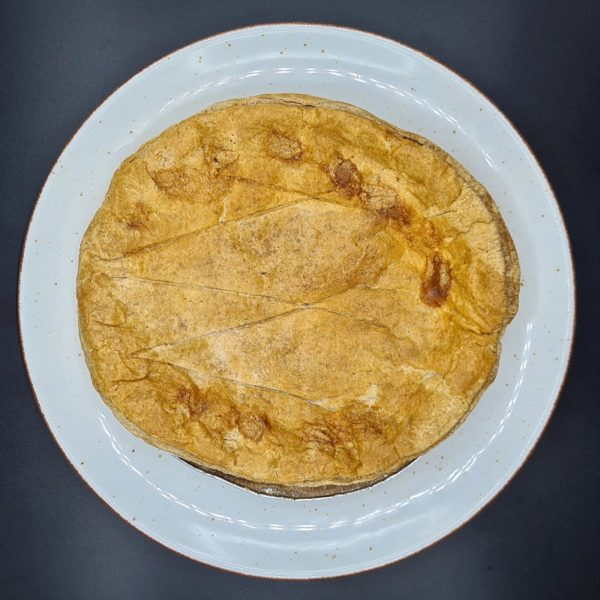 Family Steak Pie Round - Scott Brothers Butchers